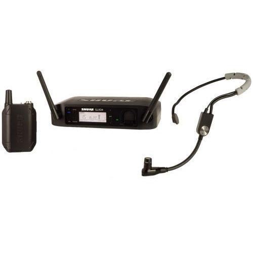 Shure glxd14/sm35 sm wireless cyfrowy mikrofon bezprzewodowy, nagłowny sm35