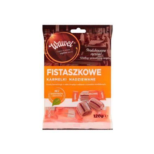 Cukierki nadziewane karmelki Fistaszki (5900102003679)