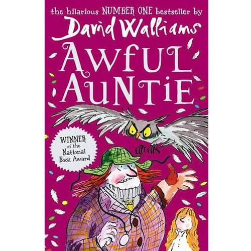Awful Auntie (9780007453627)