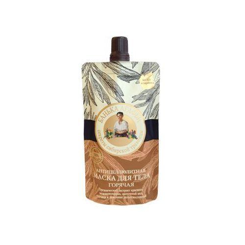 Babuszka agafia antycellulitowa rozgrzewająca maska do ciała (łaźnia agafii) 100ml marki Pierwoje reszenie, rosja