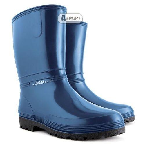 Buty gumowe, kalosze damskie RAINNY niebieskie , Demar z Asport.pl -  Sklep Sportowy
