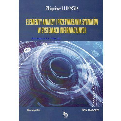 Elementy analizy i przetwarzania sygnałów w systemach informacyjnych (2019)