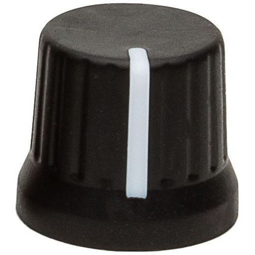 Dj techtools chroma caps super fatty knob 180 (czarny)