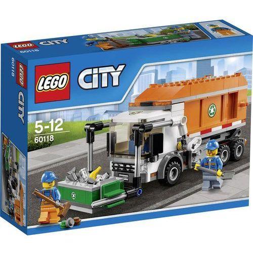 City Śmieciarka, produkt marki Lego