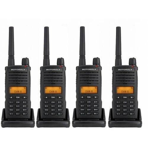 4 X RADIOTELEFON PMR MOTOROLA XT660D CYFROWY DPMR