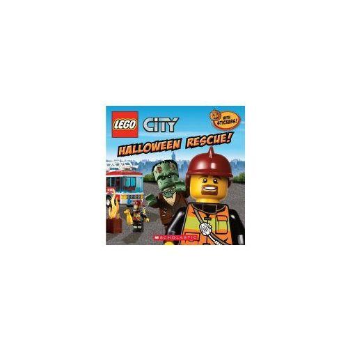 LEGO City: Halloween Rescue! (kategoria: Literatura obcojęzyczna)