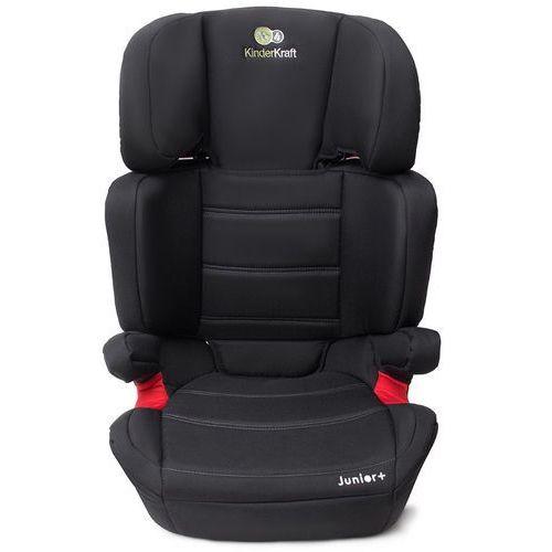 Fotelik samochodowy KINDERKRAFT Junior Plus Czarny