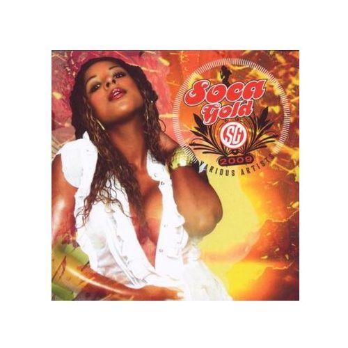 Soca Gold 2009 - Różni Wykonawcy (Płyta DVD) (0054645185028)