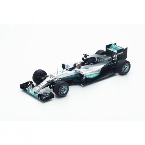 Spark Mercedes f1 w07 hybrid #44 lewis hamilton winner monaco gp 2016 - darmowa dostawa!!!
