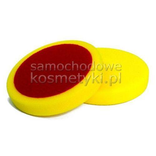 DOL Gąbka polerska żółta B.Twarda 150mm (kosmetyk samochodowy)