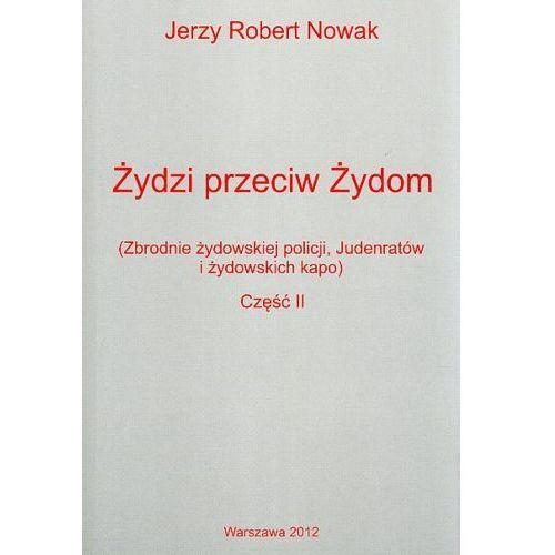 Żydzi przeciw żydom - tom II, Maron