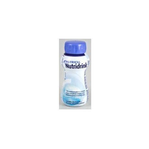 N.v.nutricia Nutridrink o smaku neutralnym 4x125 ml