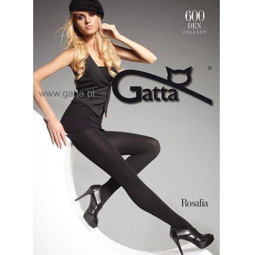 Rajstopy rosalia 600 den 2-4 marki Gatta