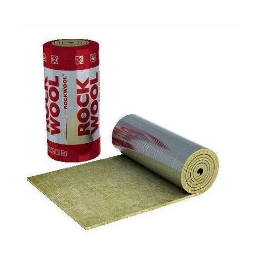 Rockwool Mata samoprzylepna izolacyjna lamelowa klimafix . grubość 40mm / 6m2