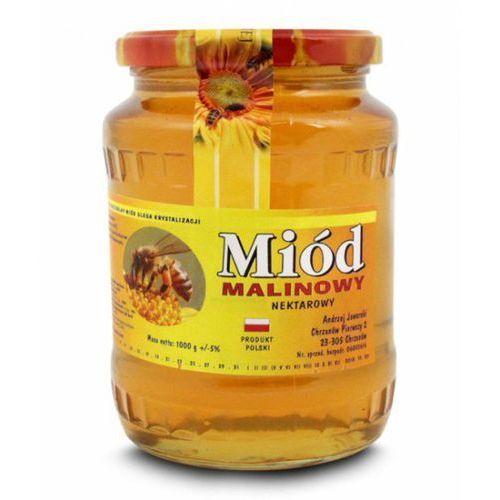 Miód malinowy 1kg pasieka jaworski nektarowy marki Vivio