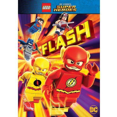 Ethan spaulding Lego dc super heros: flash (płyta dvd)