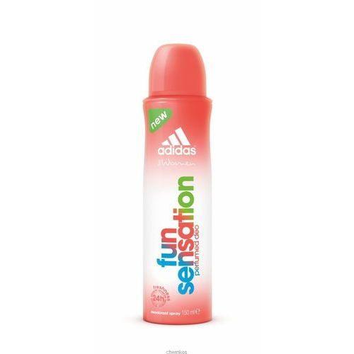Adidas fun sensation 150 ml dezodorant spray