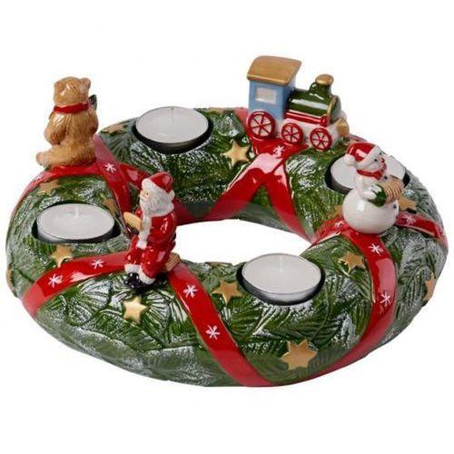 Villeroy & boch - christmas toys memory wieniec adwentowy north pole express
