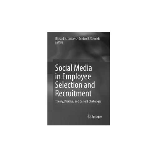SOCIAL MEDIA IN EMPLOYEE SELECTION AND R