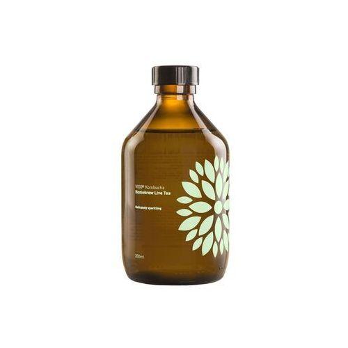 Kombucha acerola + imbir / dieta sokowa / detoks sokowy marki Nuja