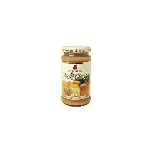 Mus z pigwy (70% owoców) bezglutenowy bio 225 g - zwergenwiese marki Zwergenwiese (pasty słonecznik., konfitury, inne)