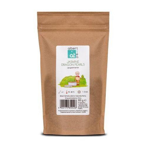 Albert tea jasmine dragon pearls - uzupełnienie