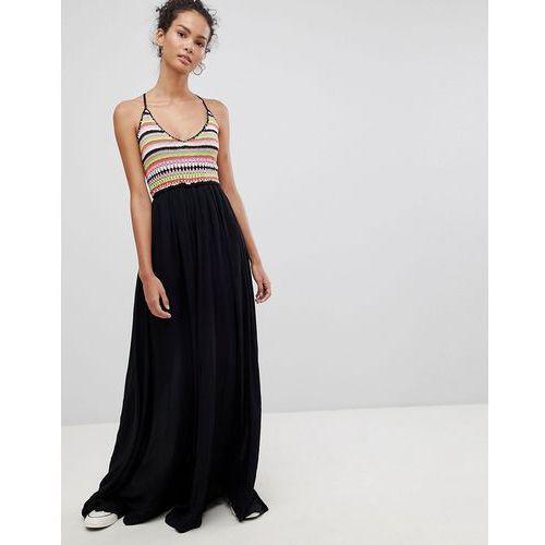 Glamorous maxi dress - black