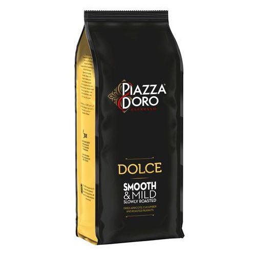 dolce kawa ziarnista 1 kg marki Piazza d´oro