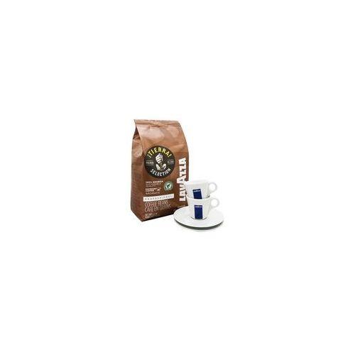 Lavazza tierra 5 x 1 kg + 2 filiż. espresso