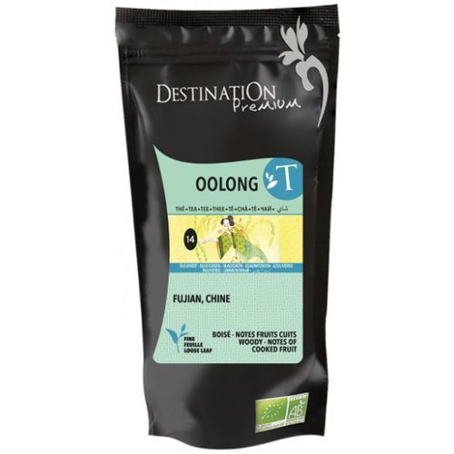 211destination Herbata oolong qilan 50g - destination (3700110044402)