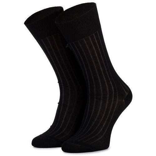 Skarpety Wysokie Unisex JOOP! - New Two Tone Sock I Er 900.078 Black 2000, kolor czarny
