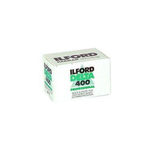 Ilford delta 400/36 film negatywowy czarno-biały