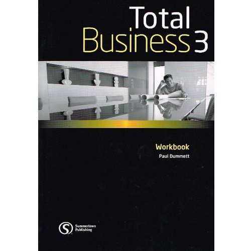 Total Business 3 Upper-intermediate Workbook (+ key) (9780462098708)