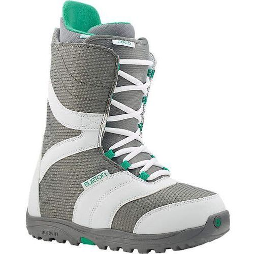 SNB damskie buty BURTON - Coco White/Gray/Teal (110) rozmiar: 38