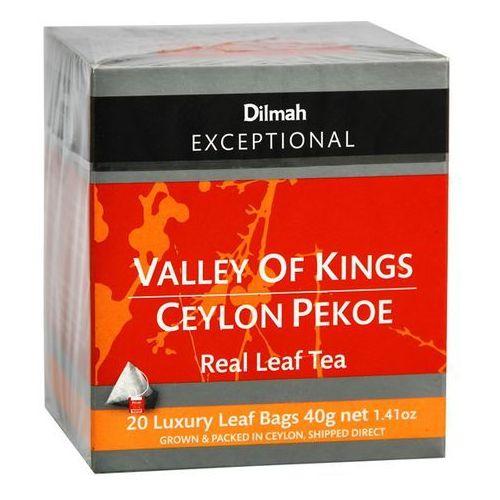 Herbata Dilmah Valley of Kings Ceylon Pekoe - czarna cejlońska 20 torebek (9312631140378)