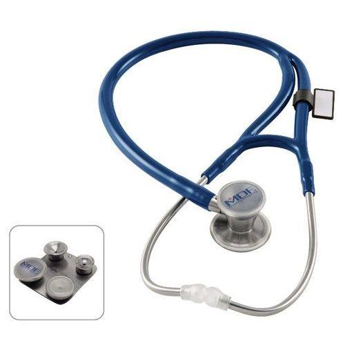 Stetoskop kardiologiczny MDF ProCardial C3 z TYTANU 6w1 - niebieski (6940211616277)
