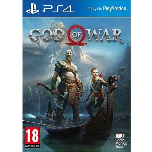 SONY gra God of War na konsolę Play Station 4