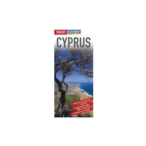 Cypr. Mapa 1:220 000 (2011)