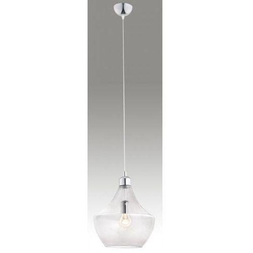 Lampa wisząca sanga 3019 zwis oprawa 1x60w e27 przezroczysta marki Argon
