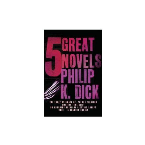 5 Great Novels, oprawa miękka