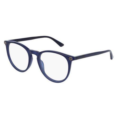 Okulary korekcyjne gg0027o 005 marki Gucci