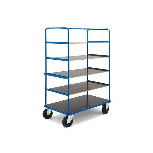 Array Wózek transportowy bez hamulca - wym. 1800x800x1270 mm