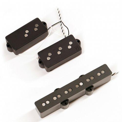 Nordstrand Pickup Set NP5 + N5 Bridge Position, 5 Strings zestaw przetworników do gitary