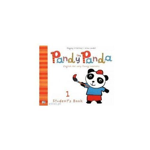 Pandy the Panda 1. Podręcznik + CD, ELI