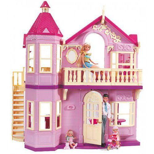 SIMBA Domek dla lalek Steffi Willa - oferta [e576ec0ef102260a]