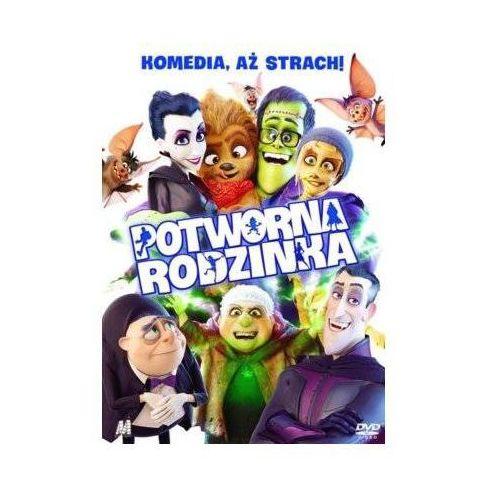 Potworna rodzinka (DVD) + Książka (9788365736895)