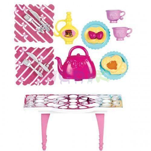 Barbie Akcesoria do domku Mattel (do jadalni) - sprawdź w NODIK.pl