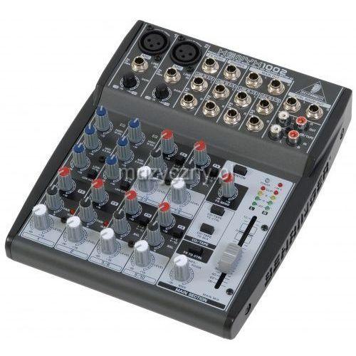Behringer Xenyx 1002 mikser