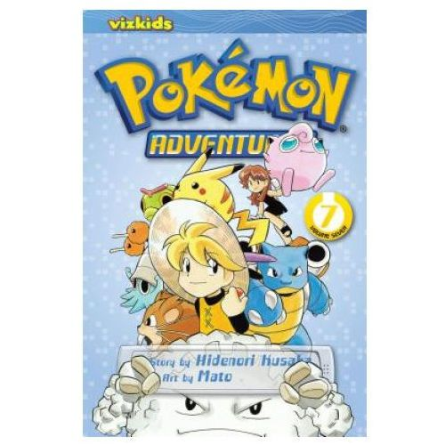 Pokemon Adventures (Red and Blue), Vol. 7 (200 str.)