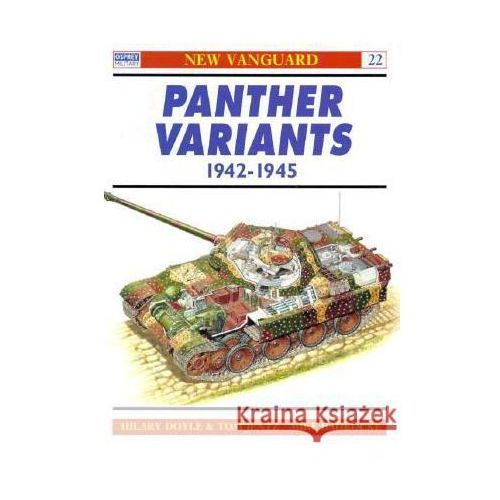 Panther Variants 1942-45 (N.V.#22) (1997)